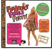 Fanaddict Female Party CD